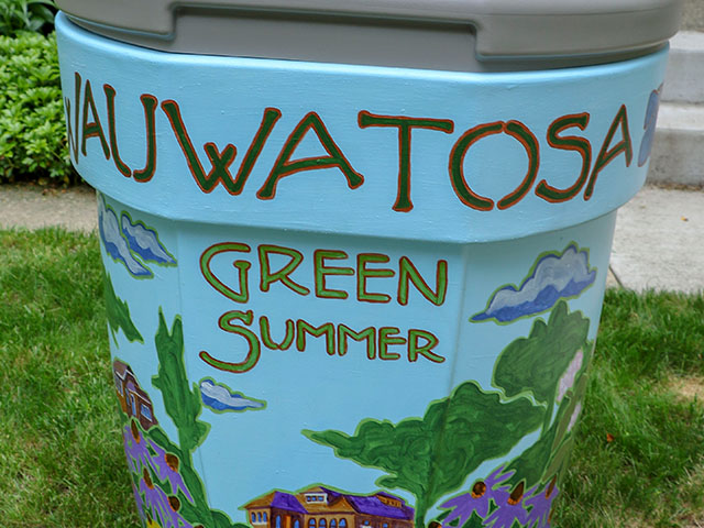 Tosa Green Summit: September 8