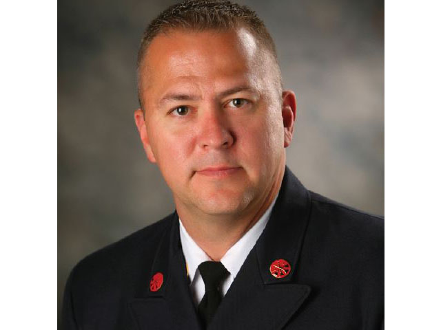 Case named new Fire Chief