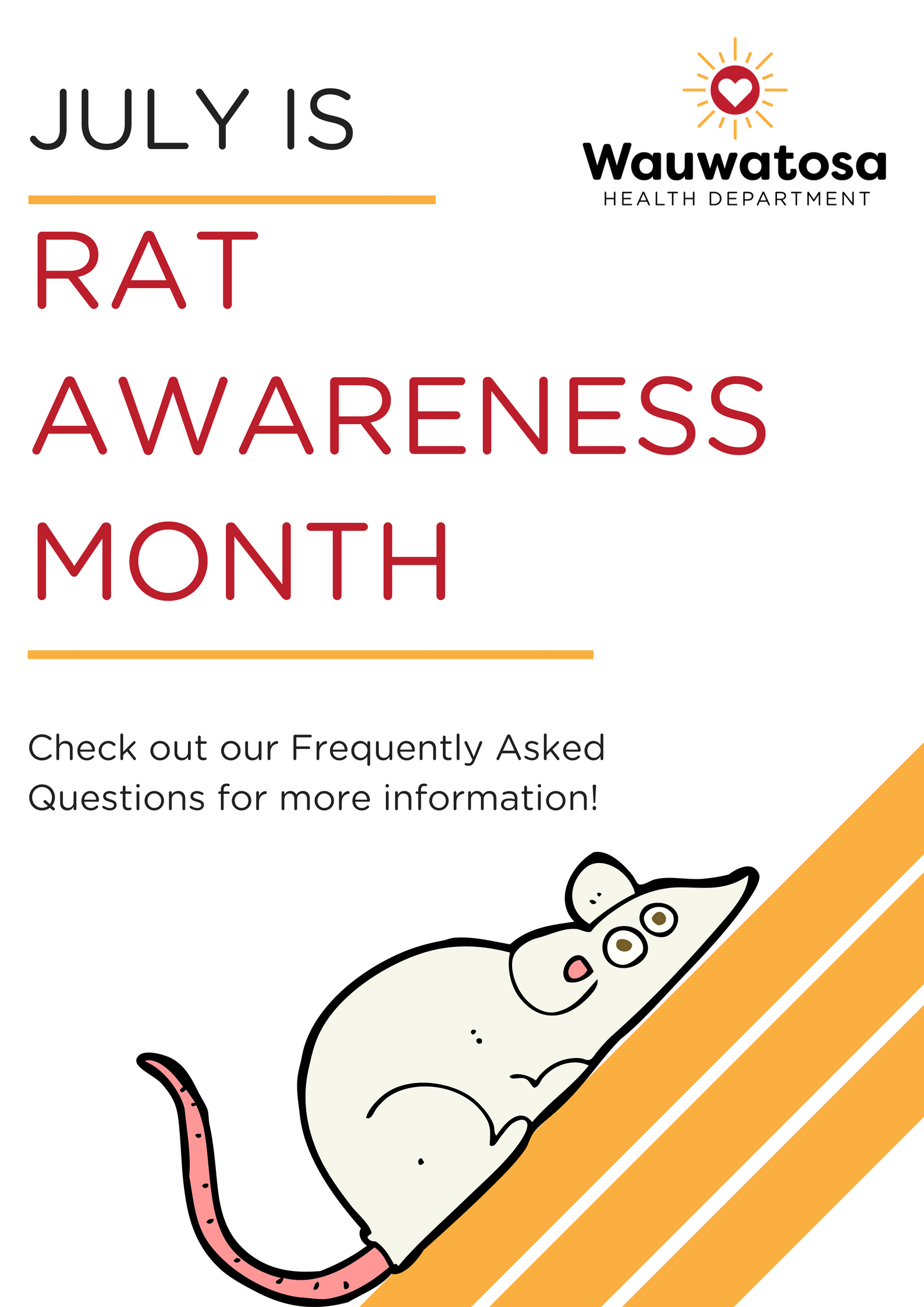 How to prevent rats this summer | Health News | Wauwatosa, WI