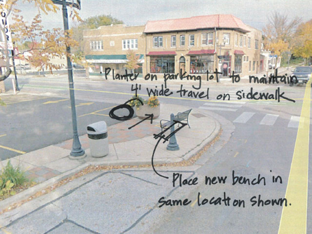 Where to Find Bus Stop Improvements