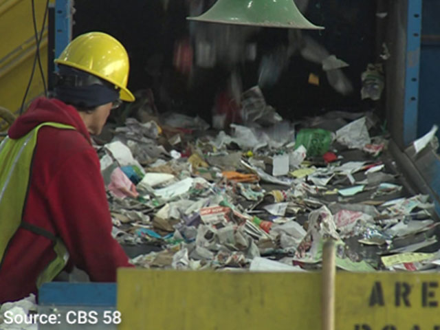 Recycling Despite International Law Changes