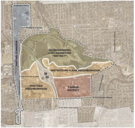 Life Sciences District Master Plan